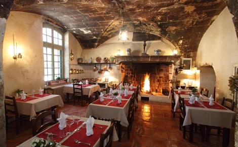 Restaurant du Chateau de Servanes